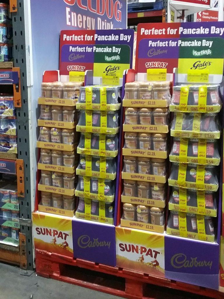 Pancake Day – Wholesale